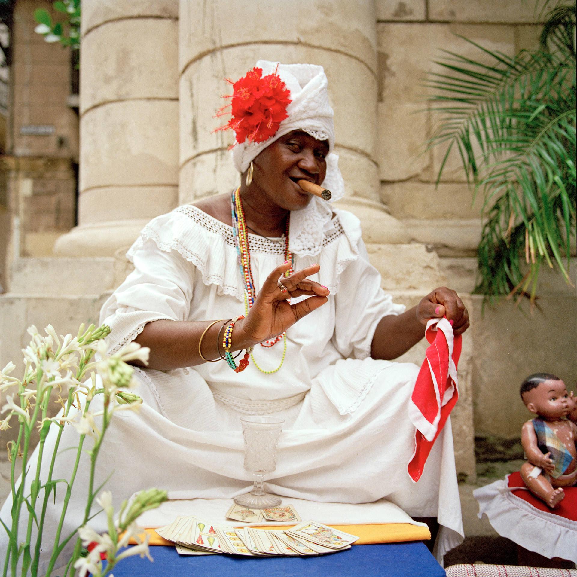 4.Santera Cuba