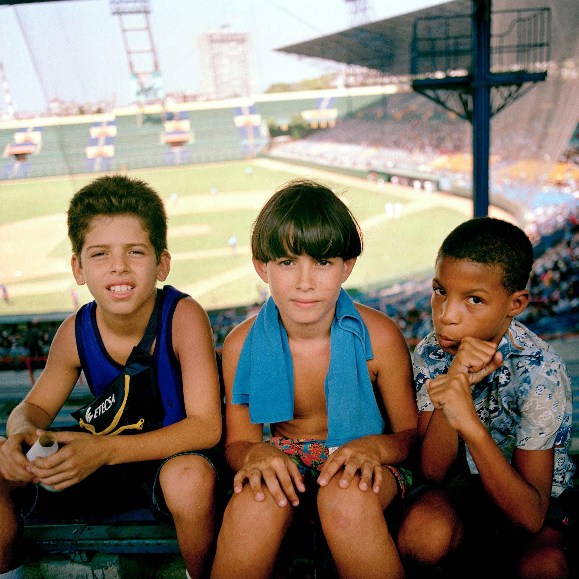 9.Baseball kids
